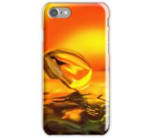 Liquid Soul Affair iPhone Case/Skin