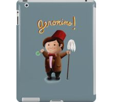 Little Wees - Doctor Who, Eleventh Doctor iPad Case/Skin