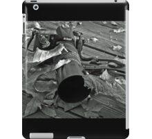 Neglected Nikon 2 .....(Be Back Soon!)  iPad Case/Skin