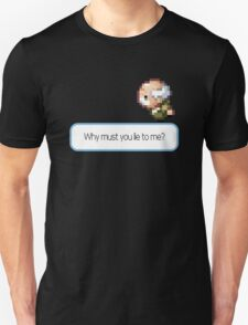 Game Grumps | Why Must You Lie to Me? Unisex T-Shirt