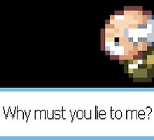 Game Grumps | Why Must You Lie to Me? by holycrow