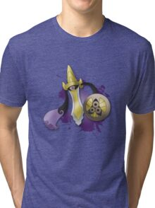 Aegislash Blade Forme Tri-blend T-Shirt