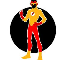 Recognized: Kid Flash, B03 by kikikent