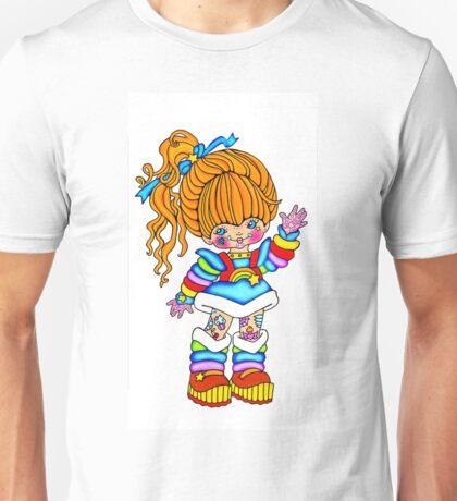 sugar rainbow brite Unisex T-Shirt