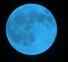 Blue Moon by Shayne Tindall