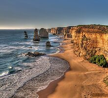 Grandeur - Great Ocean Road , Victoria Australia - The HDR Experience by Philip Johnson