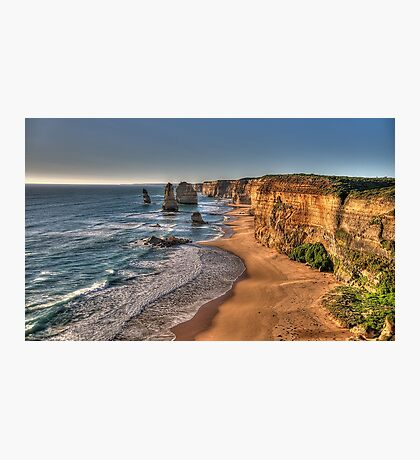 Grandeur - Great Ocean Road , Victoria Australia - The HDR Experience Photographic Print