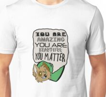 YOU ARE AWESOME reminder Unisex T-Shirt