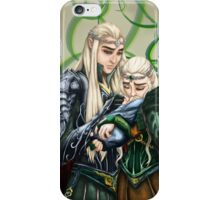 Loved More than Life iPhone Case/Skin