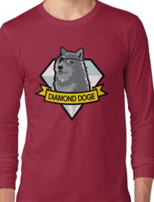 Diamond Doge Long Sleeve T-Shirt