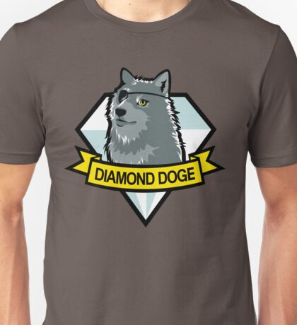 Diamond Doge Unisex T-Shirt