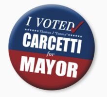 "I Voted Carcetti for Mayor (pin) - ""The Wire"" by WitchDesign"