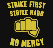Cobra Kai Strike First Strike Hard by Galbadian