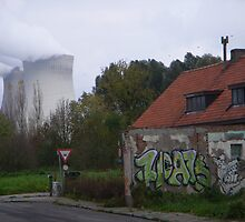 Industry of Doel by Anita57
