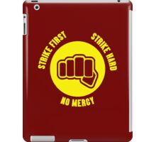 Cobra Kai No Mercy  iPad Case/Skin