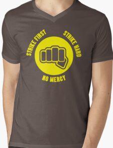 Cobra Kai No Mercy  Mens V-Neck T-Shirt