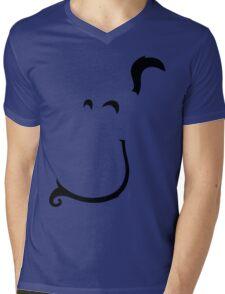 Genie Mens V-Neck T-Shirt