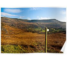 Duddon Valley - Lake District Poster