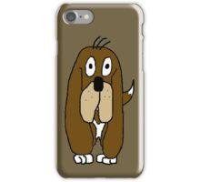 Doug A Dawg Cartoon iPhone Case/Skin