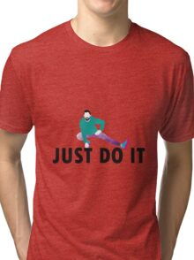 Just Do It Shia Labeouf Tri-blend T-Shirt