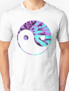 Tie Dye Yin Yang T-Shirt
