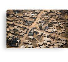 Lofa County, Liberia Canvas Print