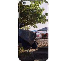 Playa Beach Bar Seminyak Bali iPhone Case/Skin