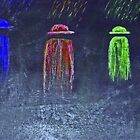 Ghost Ryders in the Rain by vernonkilby