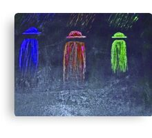 Ghost Ryders in the Rain Canvas Print