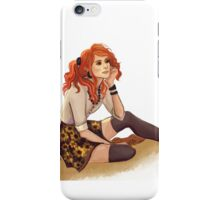 Lily Evans  iPhone Case/Skin