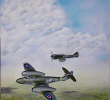 Tangmere Transition by Jack Froelich
