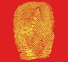 Fingerprint Kids Tee