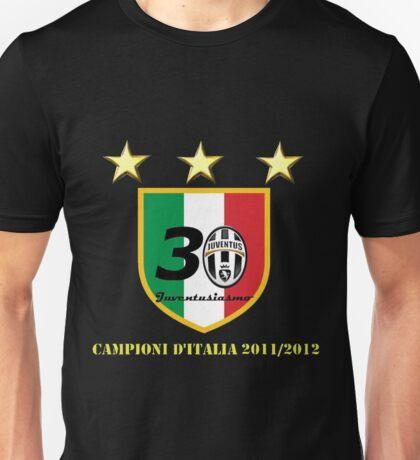 Juventus Campioni d'Italia Unisex T-Shirt