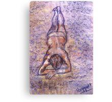 Summer Tan Canvas Print