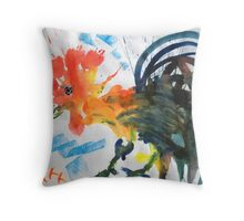 Co - cor - i - co !! Throw Pillow