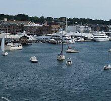 Newport RI by vernonkilby