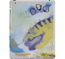 why couldn't you wait iPad Case/Skin
