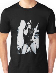 Lauren Jauregui Silhouette Fifth Harmony Unisex T-Shirt