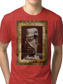 Greece  Tri-blend T-Shirt