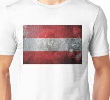 Austria Grunge Unisex T-Shirt