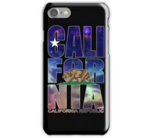California Republic Galaxy iPhone Case/Skin