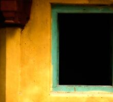 India: A Day in the Life of Varanasi #5 - Wall abstract by Neville Bulsara