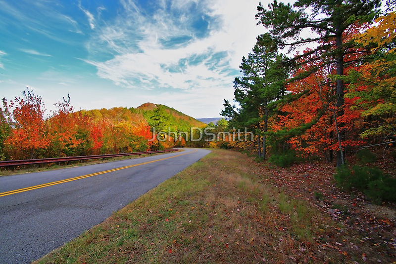 Fall Drive by JohnDSmith