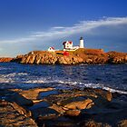 Nubble Light by Sarah Beard Buckley