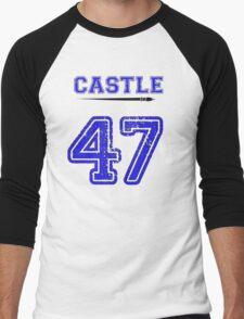 Castle 47 Jersey Men's Baseball ¾ T-Shirt