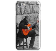 Seville - Splash of Flamenco  iPhone Case/Skin