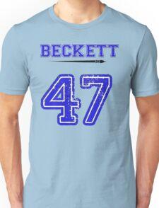 Beckett 47 Jersey Unisex T-Shirt