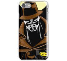 Rorschach - Watchmen iPhone Case/Skin