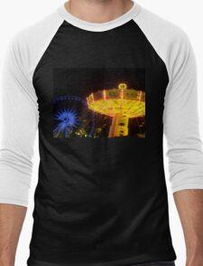 Fun Fair Men's Baseball ¾ T-Shirt