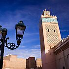 Marrakesh - The Kasbah by Kerry Dunstone